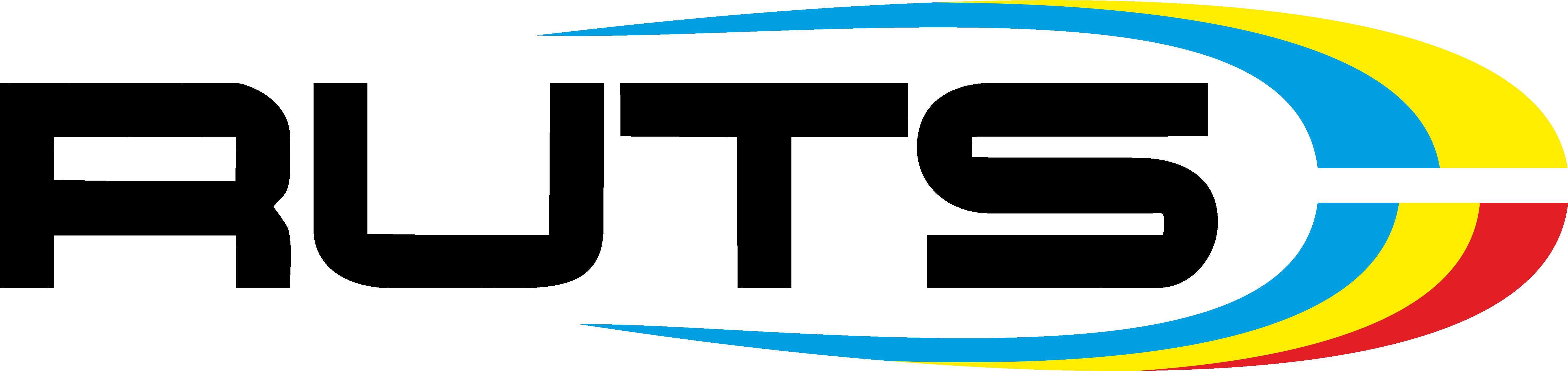фирменный логотип компании РУТС