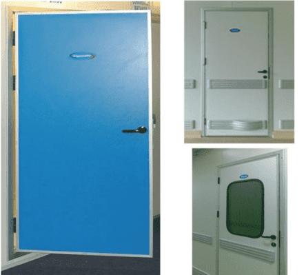 Двери технические офисные RUTS