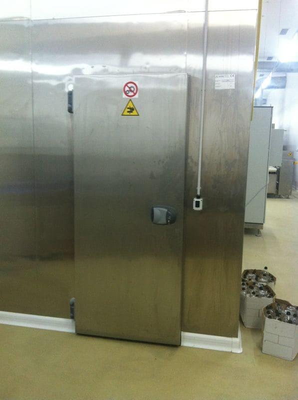 технические откатные двери нержавейка рутс