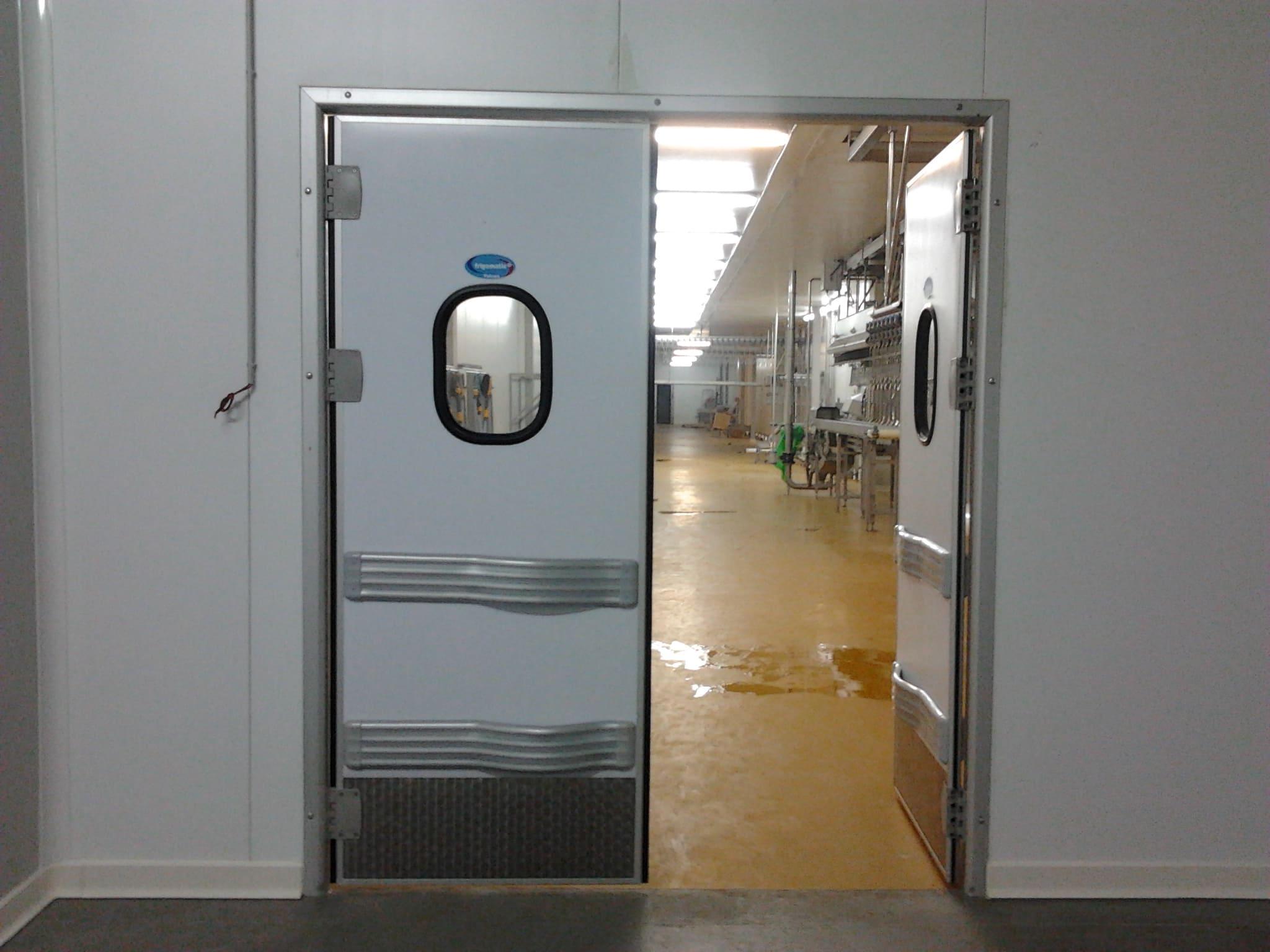 технические маятниковые двери ruts