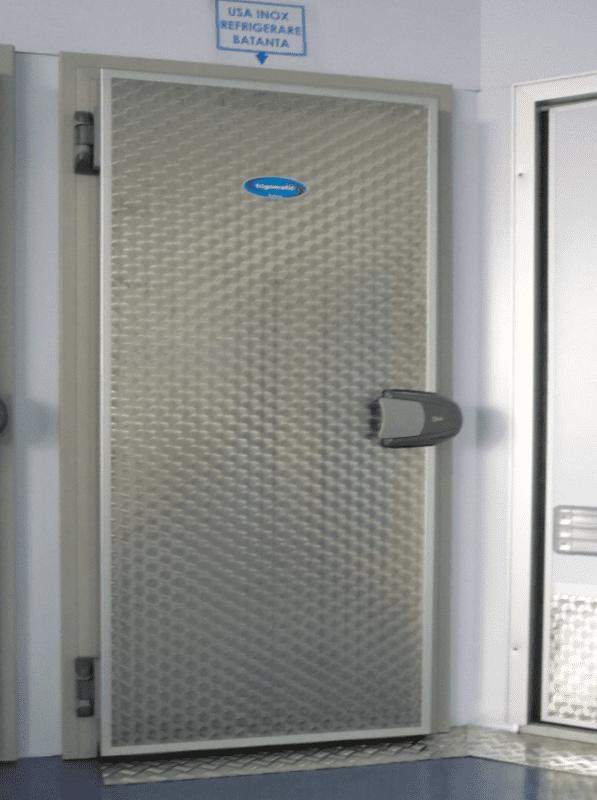 технические откатные двери нержавейка