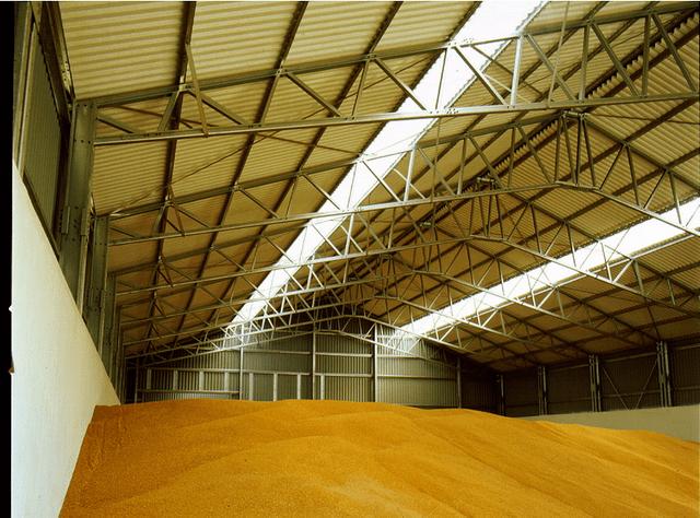 зернохранилища РУТС
