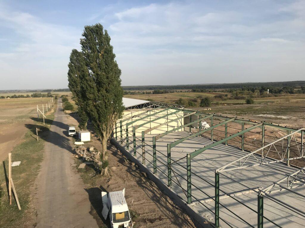 Овощехранилище